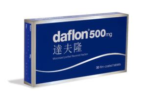 Daflon 500mg box